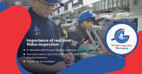 Video inspection process is first time introduced by �€œGlobal Inspection Managing�€œ, GIM provides you Video Inspection service in China at Globally to allow you to immediately supervise your production and to give live instructions...