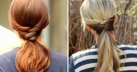 Blair Waldorf Copy cat tutorial. Great blog with tons of hairstyle how-to's
