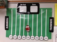 Classroom Management- Football Field