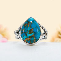Sterling Silver Arizona Turquoise Ring