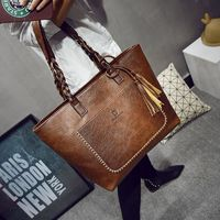 Large Capacity Women Bags Shoulder Tote Bags bolsos New Women Messenger Bags Leather Handbags $31.60
