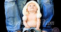 this would be a really cute western photo with boots and the baby in a cowboy or girl outfit