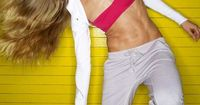 """Belly-tightening moves you can do at home�€""""or anywhere!"""