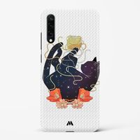 All Tangled Up Hard Case Phone Cover from Myxtur