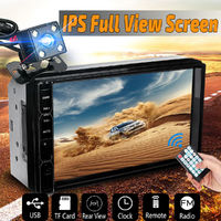 Ips Full View 7031 Short 7 Inch Car MP5 Player Parking Sensor