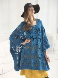 Image of Lacy Poncho