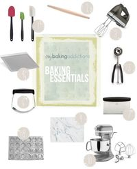 """Must-Have Tools For the Home Baker 