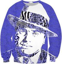 ROSS FAL Capone Adult Sweatshirt $65.00