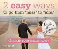 Changing your name is simple. Just follow these easy steps.