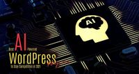 Artificial Intelligence (AI) and machine learning are now accessible to WordPress users through AI-powered plugins. With complex AI-powered WordPress plugins web developers can generate leads, boosts web optimization and brand awareness.