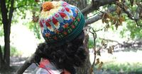 Nisse: a knitting pattern by Tasha Moss (garden gnome hat!) :D