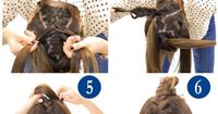 These easy and cute hair tutorials are great for any occasion whether you just want quick and casual or simple yet elegant.