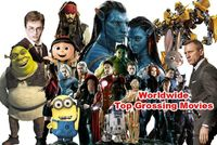 Worldwide Top 50 Highest-grossing Blockbuster Movies