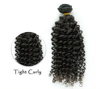 Free Combination 12''~40'' Tight Curly Beauty Grade AAAAA Cuticle Aligned Virgin Hair