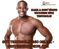 Testobolin is a well-known drug, which is widely used by well-known athletes and bodybuilders to gain an edge and get a remarkable physical appearance. Buy Testobolin 250mg online from Bestgenericdrug.com at cheap rates.