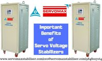 Important Benefits of Servo Voltage Stabilizers.jpg
