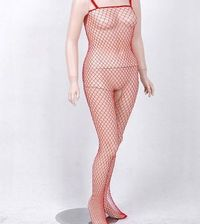 Better Dealz sexy womens lingerie Mesh net sheer Open Crotch body stockings 0067 (Red) Note: The Asia size is smaller than US/EU/UK size,Please compare the detail sizes with yours before you buy !Asia size:Size: One Size (Barcode EAN = 0635402...