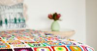 patchwork blanket - by DTLL