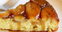 Spiced Banana Upside Down Cake (Bolo de Banana), Me, and the Real Joy of Baking... | From Brazil To You