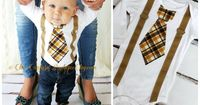 Baby Boy Tie and Suspenders Bodysuit. Tie Suspenders look is in. Mustache party idea. Cake Smash Birthday Outfit, Father's Day, Summer