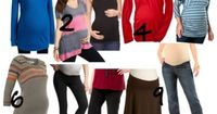 winter maternity looks - Google Search