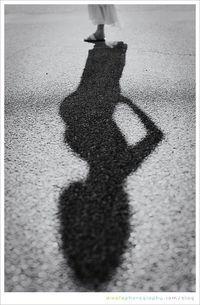 Baby Bump Shadow
