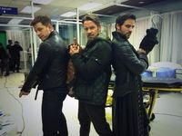 Behind the Scenes Once Upon a Time