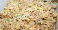 Frito corn salad - My Grandma makes this and it's AMAZING!! But wait to put in the Frito's until you are ready to serve or they get soggy!