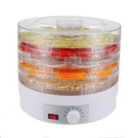 5- Tray Food Dehydrator $118.29