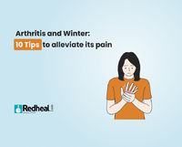Winter is an extremely difficult time of the year, especially to those suffering from arthritis as it increases flare ups. Check our blog article to know a few tips to alleviate it. https://www.redheal.com/blog/lifestyle/arthritis-and-winter-10-tips-to-a...