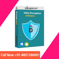 Edukrypt video encryption software is very simple to set up in Android Mobile phones, tablets & all windows version devices. It gives HD Video output with watermarking technology for the prevention of your important videos.
