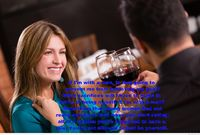 Beautiful dating quote and image