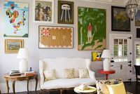 Savvy Home: House Crush: Kate and Andy Spades Southampton Digs