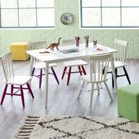 Classic Playtime Activity Table with Tabletop Storage
