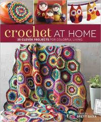 Check out the Crochet at Home book from Interweave and enter to win this book through AllFreeCrochetAfghanPatterns!