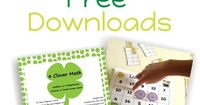 St. Patrick's Day is the perfect time to play themed math games! All of these free downloads can help spice up your math time by giving them a game to practice