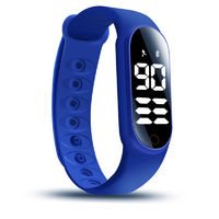 Bakeey CD2-BK Sport Data Check Smart Bracelet Waterproof Message Reminder Smart Watch