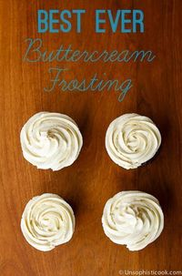 Tweet Tweet Call me crazy, but I've never been much of a fan of frosting. More often than not, I scrape as much of it off my slice of cake as possible -- kids L