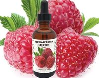 Virgin Red Raspberry Seed Oil (undiluted, cold $16.00