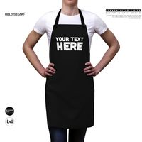 Custom Apron for Men, Make my apron idea Personalized Apron for Women Apron with Logo Quote Funny bbq Apron $22.99