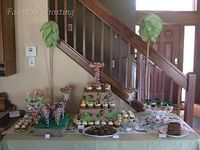 Jungle Themed Baby Shower