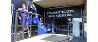 """Adult and Child Chelsea FC Museum Experience You candiscover one of the most remarkable stories in football with a day out at the Chelsea Museum. The Museum offers a highly interactive experience, bringing the club'""""'s past alive through a ..."""