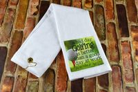 Golf Towel - Bad Day Golfing $14.99