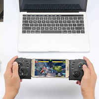 HandJoy nPro Wireless Bluetooth Gamepad Game Controller Joystick For Android IOS Phone PC Tablet