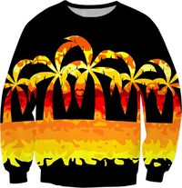 Sunset O The Palms Sweatshirt $59.95