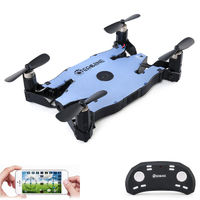 Anniversary Sale Eachine E57 WiFi FPV Selfie Drone With 2MP 720P HD Camera Auto Foldable Arm Altitude Hold RC Quadcopter