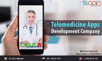 SISGAIN is working great as telemedicine apps development company in UK that also provides cloud based telemedicine software. Call us any time for extra details at +91-9212080630 or visit website: https://sisgain.com/telemedicine