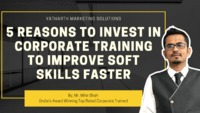 5 reason.pngYatharth Marketing Solutions is Among Top Most Corporate Training Companies based in India, Ahmedabad, Mumbai, Pune & Dubai offers corporate training programs to close your skills gap with comprehensive corporate training, To know more abo...