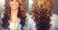 Blonde Ombre Color | Ombre Hair Color: Trendy Hairstyles for Women / Source