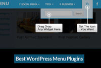 The listed plugins are some feature-rich and exclusive WordPress plugins to improve WP menu system. You can also share your views on these plugins, through commenting below!